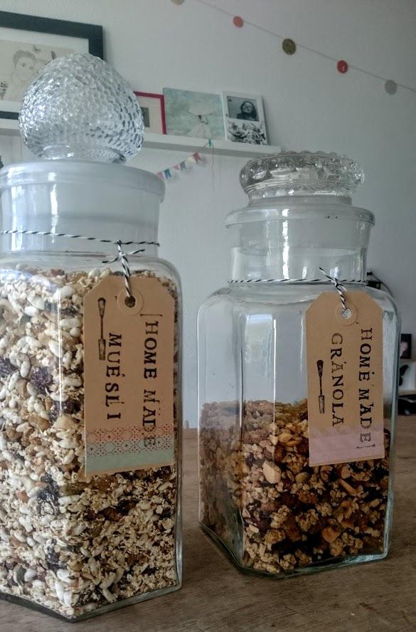 suikervrije-granola-maken-2